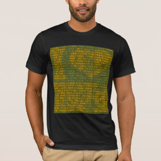 I love 1940 - Monograms Vintage T-shirt
