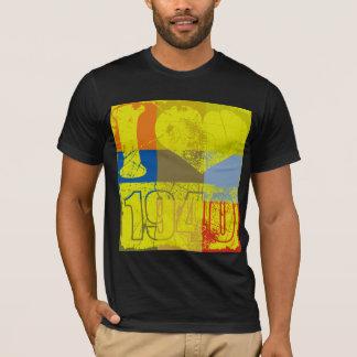 I love 1940 - Pop art Vintage T-shirt