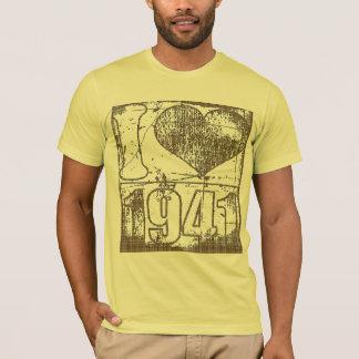 I love 1941 -  Pixel Vintage t-shirt