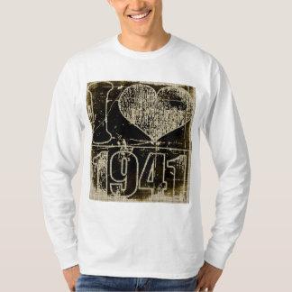 I love 1941 -  Vintage T-shirt