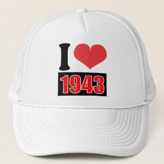 I love 1943 - Hat