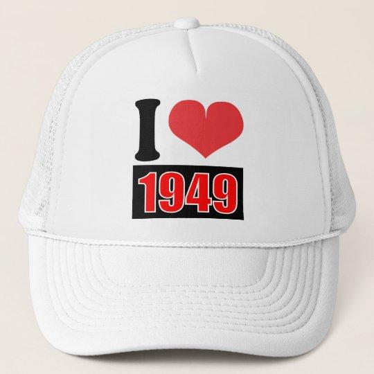 I love 1949 - Hat