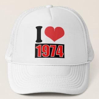 I love 1974  - Hat