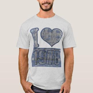 I love 1978 - Vintage T-Shirt