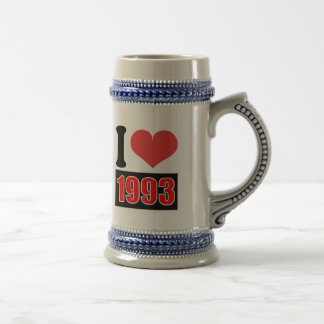 I love 1993 - Mugs