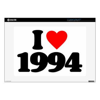 I LOVE 1994 SKIN FOR LAPTOP
