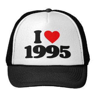 I LOVE 1995 MESH HAT