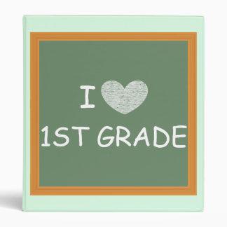 I Love 1st Grade Binder