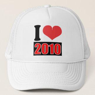 I love 2010    - Hat
