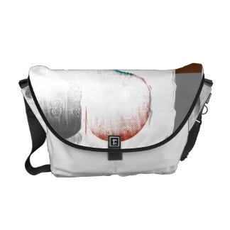 I love 2012 - fine art vintage - Messenger Bags