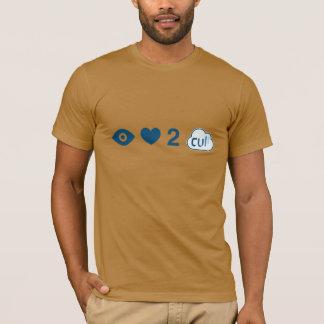 I Love 2 Cull T-Shirt