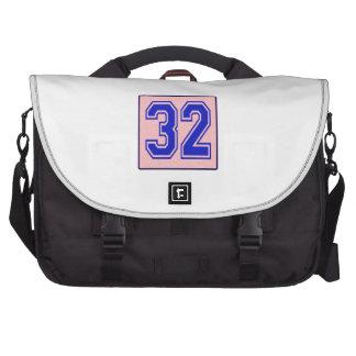 I love 32 laptop bag