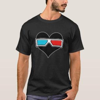 I Love 3D T-Shirt