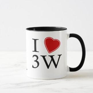 I Love 3rd Ward Mug