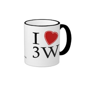 I Love 3rd Ward Coffee Mug