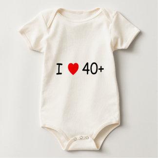 I Love 40 Plus T-Shirt