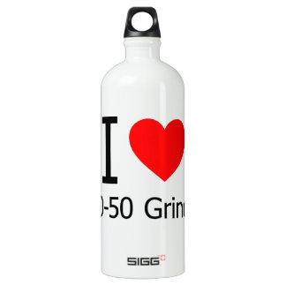I Love 50 - 50 Grinds SIGG Traveler 1.0L Water Bottle