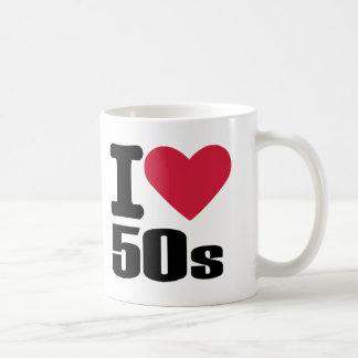 I love 50's mug
