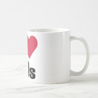 I love 50's mugs