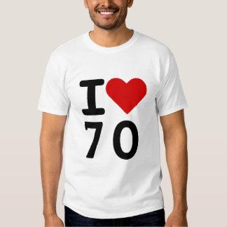 I love 70 dresses