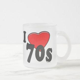 I Love 70s Mug