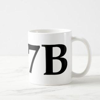 I love 7B long Mug