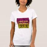 I Love 80's Hair Bands T-Shirt