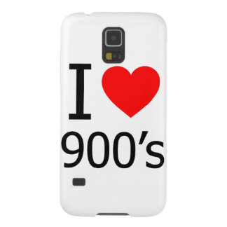 I Love 900's Galaxy S5 Case