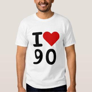 I love 90 dresses