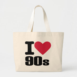 I love 90's canvas bags