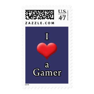 I Love a Gamer Postage