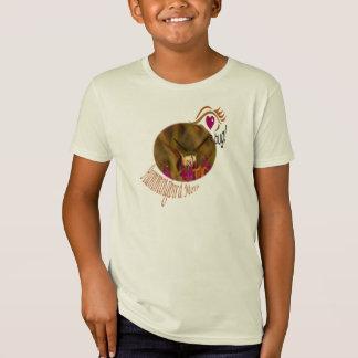 I Love a Hummingbird Moth T-Shirt