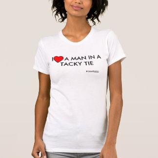 I Love A Man... Tee Shirt