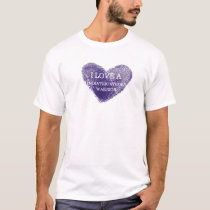 I love a pediatric stroke warrior men's t-shirt