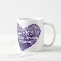 I love a Pediatric Stroke Warrior Mug