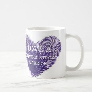 I love a Pediatric Stroke Warrior Mug