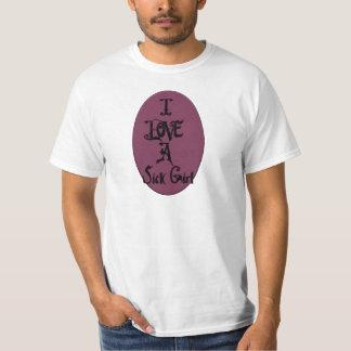 I LOVE a Sick Girl T-Shirt