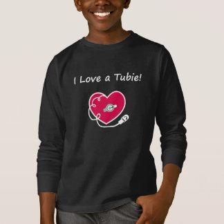 I love a tubie! Tshirt for  kids