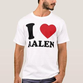I LOVE AALEN 3D T-Shirt