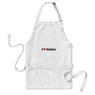 I love abbie adult apron