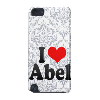 I love Abel iPod Touch 5G Cases