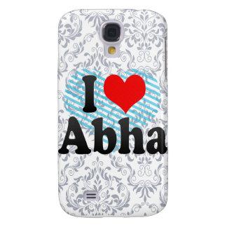 I Love Abha, Saudi Arabia Samsung Galaxy S4 Covers