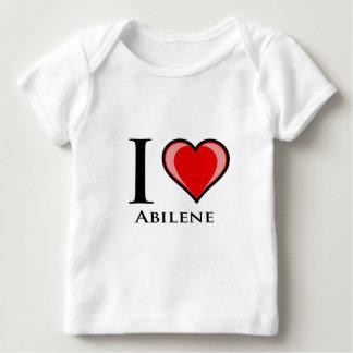I Love Abilene Baby T-Shirt