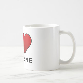 I LOVE ABILENE,TX - TEXAS COFFEE MUG