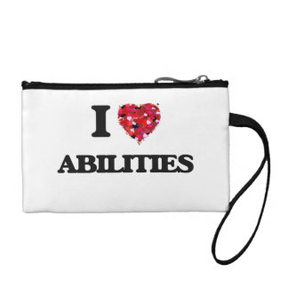 I Love Abilities Change Purses