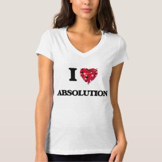 I Love Absolution T Shirt