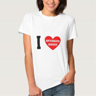 I love abtenauer Horses Shirt