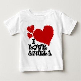 I LOVE ABUELA BABY T-Shirt
