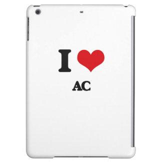 I Love Ac iPad Air Case