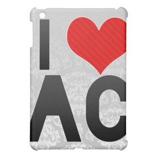 I Love AC iPad Mini Case
